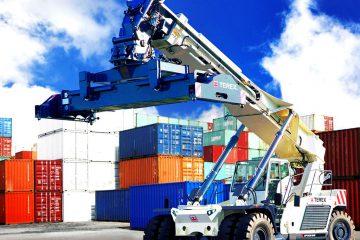 Manutention portuaire et terrestre